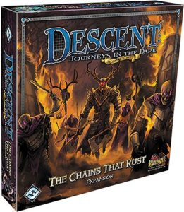 Descent: Journeys in the Dark (Second Edition) – Chains that Rust