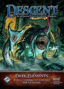 Descent: Journeys in the Dark (Second Edition) – Dark Elements