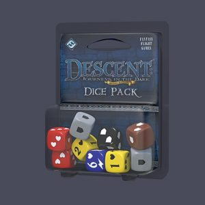 Descent 2nd Editon Dice Pack