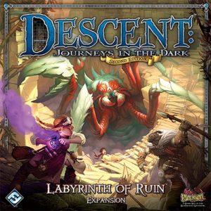 Descent: Journeys in the Dark Labyrinth of Ruin