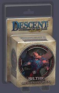 Descent: Journeys in the Dark (Second Edition) - Belthir, Lieutenant