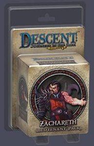 Descent: Journeys in the Dark (Second Edition) - Zachareth, Lieutenant