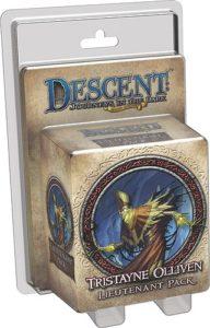 Descent: Journeys in the Dark (Second Edition); Tristayne Olliven Lieutenant Pack