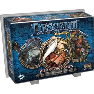Descent: Journeys in the Dark (Second Edition) – Visions of Dawn