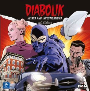 Diabolik: Heists and Investigations