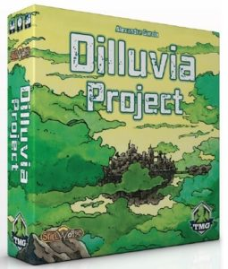 Dilluvia Project (English Second Edition)