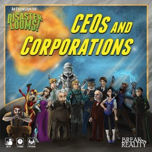 Disaster Looms!: CEO's Corporations