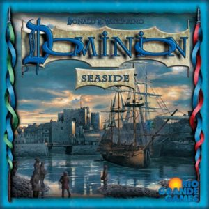 Dominion: Seaside 2nd Edition (compatible with Second Edition)