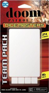 DC Comics Dice Masters: Doom Patrol Team Pack