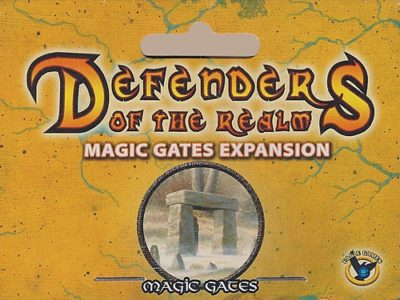 Defenders of the Realm: Magic Gates Expansion