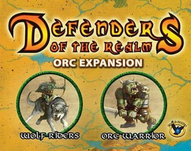 Defenders of the Realm: Minions Expansion - Orcs