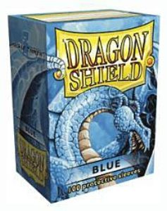 Dragon Shields Card Sleeves BLUE (100)