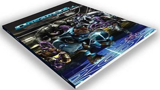 Dreadball: Season 3 Book