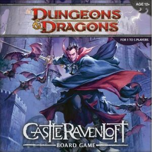 Dungeons & Dragons: Castle Ravenloft Board Game