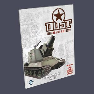 Dust Warfare: Hades Campaign Book