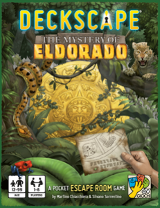 DECKSCAPE: The Mystery of El Dorado