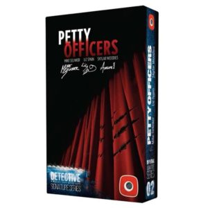 Detective: Signature Series – Petty Officers