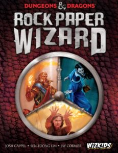 Dungeons & Dragons: Rock Paper Wizard BASE