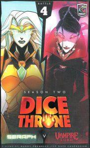 Dice Throne: Seraph vs. Vampire Lord
