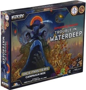D&D Dice Masters Trouble in Waterdeep Campaign Box