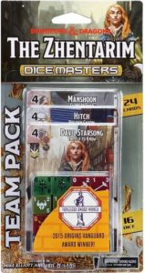 D&D Dice Masters The Zhentarim Team Pack
