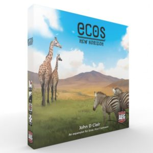 Ecos: First Continent: New Horizon