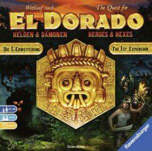 The Quest for El Dorado: Heroes & Hexes