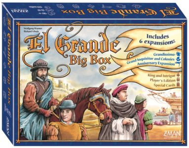 El Grande Big Box en français