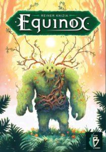 Equinox ‐ English edition (green title)