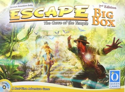 Escape Big Box (Second Edition)