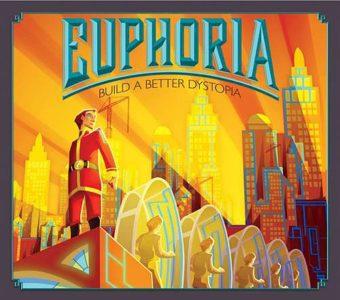 Euphoria: Build a Better Dystopia (small tear on box)