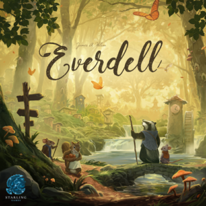 Everdell - PREORDER (Order by itself ONLY - see FAQ)