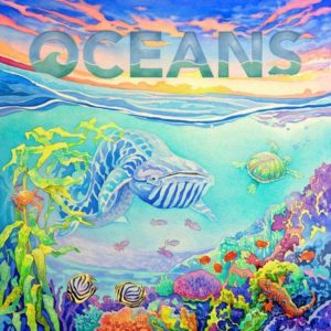 Oceans Kickstarter Edition - PREORDER (Order by itself ONLY - see FAQ)