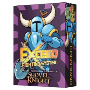 Exceed: Red Horizon – Shovel Knight