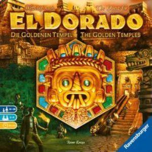 The Quest for El Dorado: Golden Temples