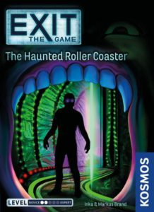 Exit: The Game – The Haunted Roller Coaster - PREORDER (Order by itself ONLY - see FAQ)