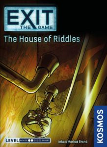 Exit: The Game – The House of Riddles - PREORDER (Order by itself ONLY - see FAQ)
