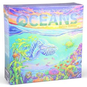 Oceans Deluxe Edition Kickstarter