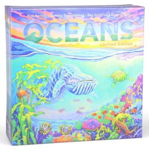 Evolution: Oceans Kickstarter (LIMITED Edition)