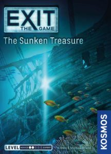 EXIT: The Game – Sunken Treasure