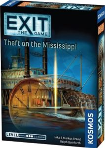 Exit: The Game – Theft on the Mississippi