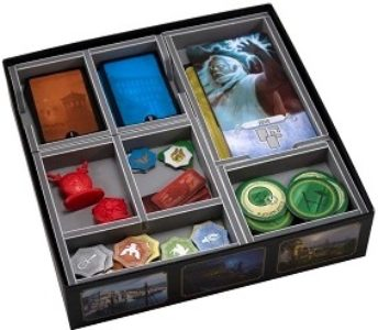 Folded Space: 7 Wonders Duel and Pantheon