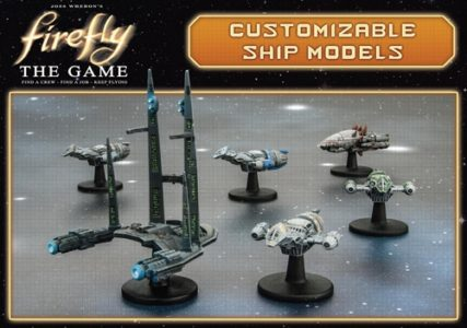 Firefly: the Game - Ship Set