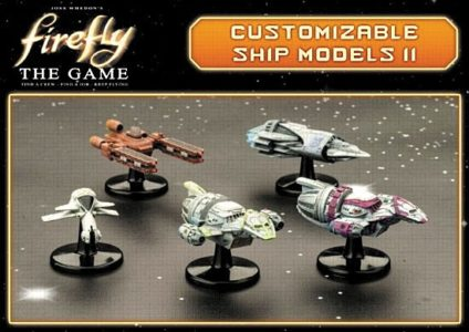 Firefly: the Game - Ship Set II