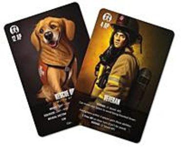 Flash Point: Fire Rescue - Veteran & Dog