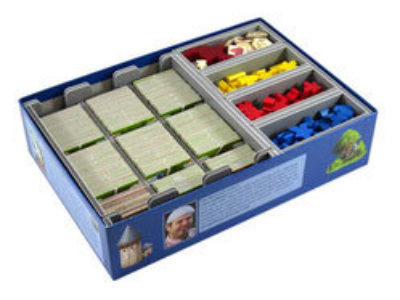 Folded Space: Carcassonne