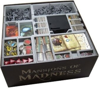 Folded Space: Mansions of Madness Second Edition