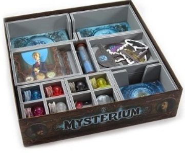 Folded Space: Mysterium