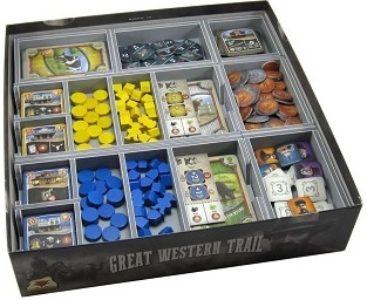 Folded Space: Great Western Trail