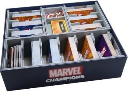 Folded Space: Marvel Champions